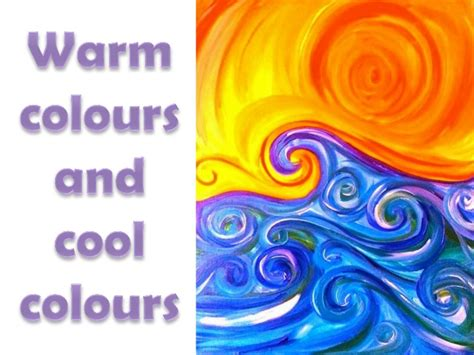 cool and warm colors 4 cool colours and warm colours