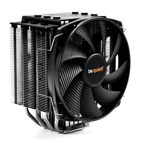 Cooler Cpu Fan Bequet Rock Pro3 Dual Fan be rock 3 ventilateur processeur be