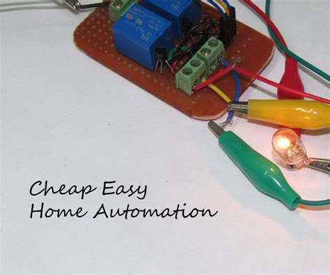 how to make a cheap home automation system 4