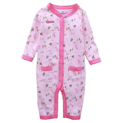 2017 baby sleepers baby infant newborn clothing jumpsuit