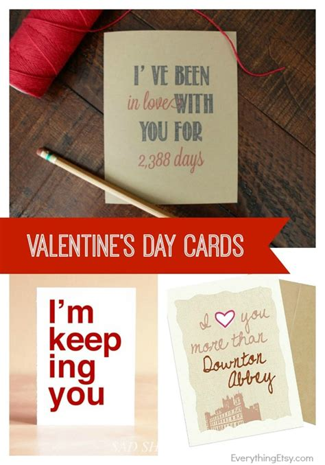 Selling Handmade Cards On Etsy - valentine s day cards on etsy