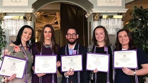 Http Www Hamline Edu News 2017 International Honors Mba Students by Nursing News Archives Caldwell New Jersey