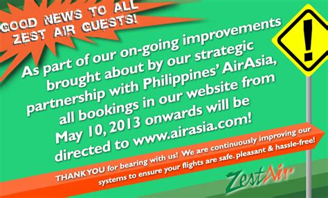 airasia zest manage booking may 2013 promo philippines