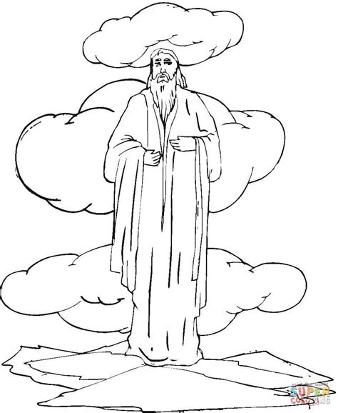 coloring pages of jesus sermon on the mount sermon on the mount coloring page free printable