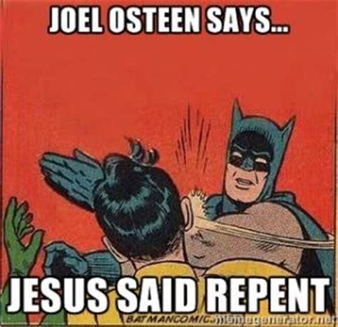 Joel Meme - best religious jokes kappit
