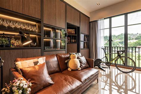 display cabinet interior design singapore interior