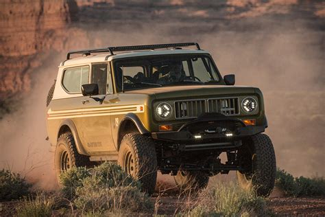 Jeep Scout International Harvester Scout By Anything Scout