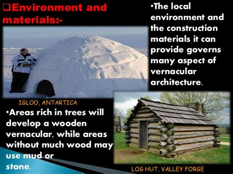 Vernacular Landscape Definition Vernacular Architecture