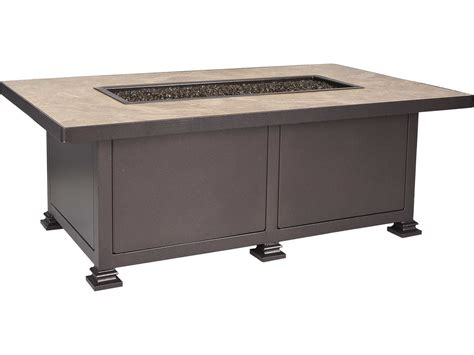 ow pit reviews ow casual fireside santorini wrought iron 50 x 30