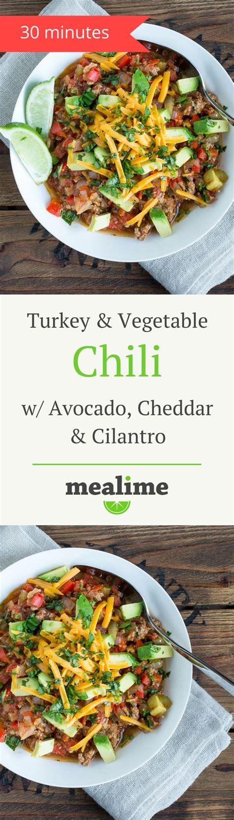 best turkey vegetable chili recipes de 25 bedste id 233 er inden for healthy turkey chili p 229