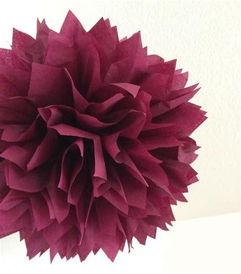 pom poms decorations sangria 1 tissue paper pom pom wedding decorations
