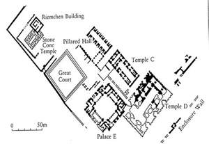 Houseplans With Pictures monumental building in uruk hist105fall2011