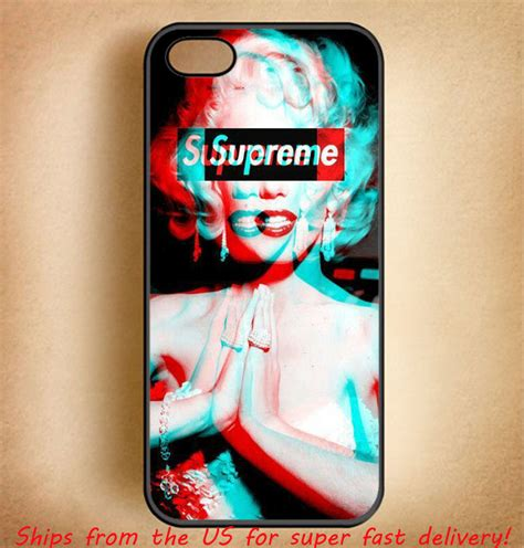 Softcase Supreme Iphone 5 supreme marilyn 3d iphone 4 4s 5 5s 5c 6 6 cover supply ebay