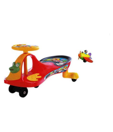 panda swing car panda multicolour riding car best price in india on 15th