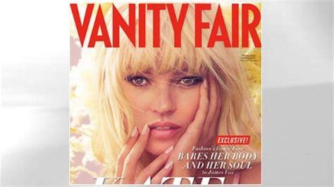 vanity fair kate moss kate moss talks heroin johnny depp abc news