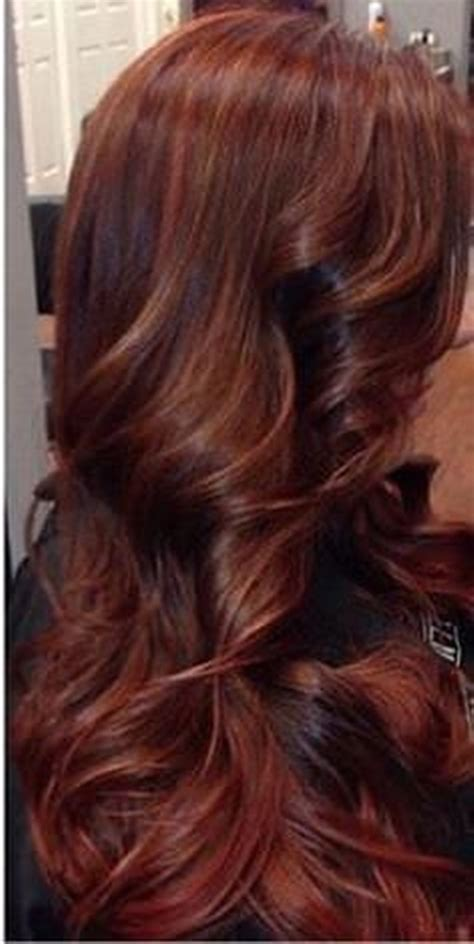 hair striking 49 of the most striking dark red hair color ideas