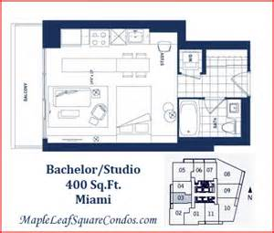 400 Sq Ft Studio by Maple Leaf Square Condos