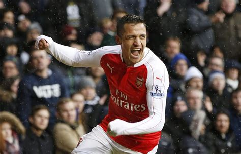 alexis sanchez news tottenham hotspur 2 2 arsenal sanchez will get a big lift