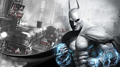wallpaper hd batman arkham city batman arkham city full hd wallpaper and background