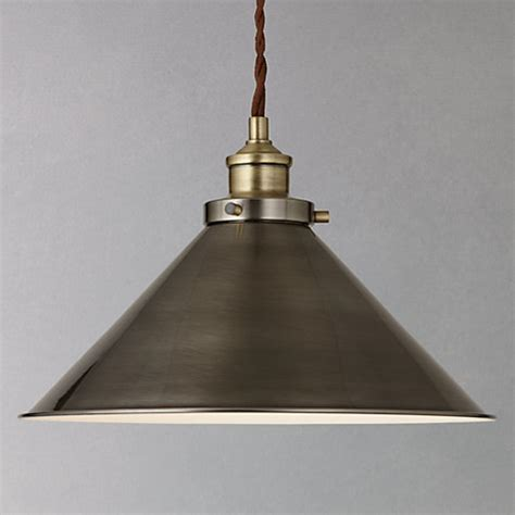 Buy John Lewis Tobias Resto Pendant Ceiling Light John Lewis Pendant Lighting Lewis