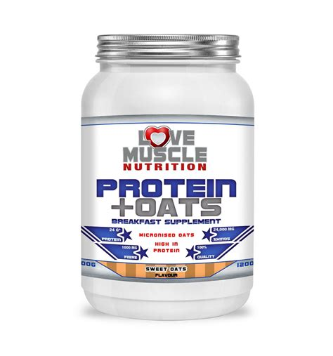 protein 4 oats protein and oats bodybuildingkit