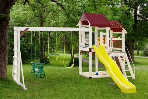 Backyard Swing Set Ideas Backyard Swing Sets 187 Backyard