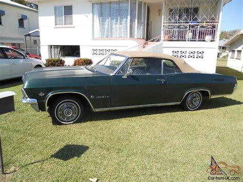 65 impala convertible for sale 65 chev impala convertible