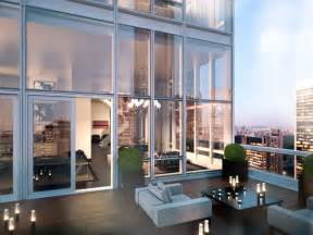 house of the day an unfinished penthouse in manhattan is