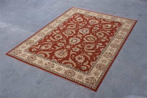 Frith Rugs by Afghan Veg Dye Ave029c74 4 05 X 3 01