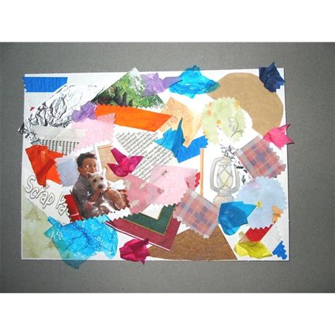 How To Make A Paper Collage - tips ideas on collages with preschoolers