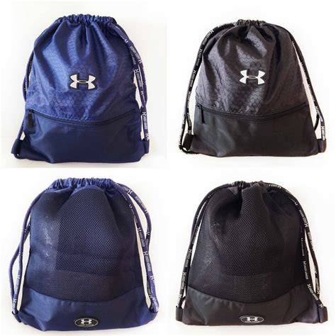 basketball shoe bag buy armour waterproof drawstring bag backpack sports