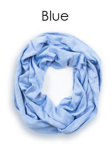 colored infinity soft solid colored infinity scarves 10 colors