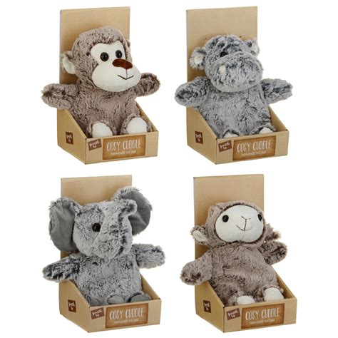 Cuddly Gadget Up by Cosy Cuddle Heat Pack Monkey Novelty Gifts B M