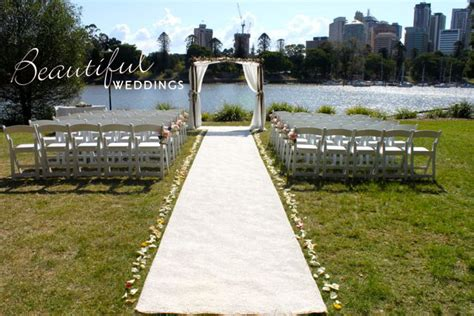Wedding Aisle Runner For Grass by Aisle Runners Markers Beautiful Weddings