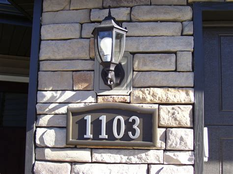 plaques for home decor choosing house number plaquery invisibleinkradio home decor