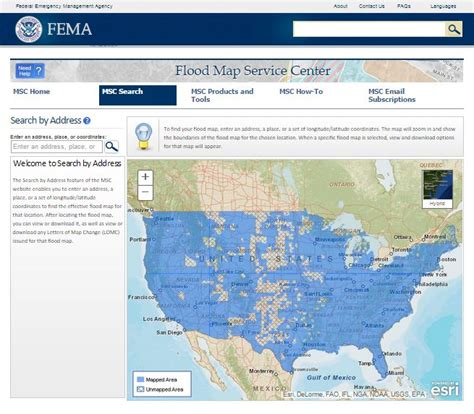 Fema Address Lookup Greater Flood Risk Conservation In A Changing Climate