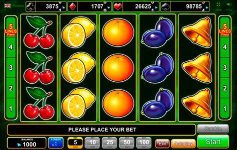 play burning hot  slot egt casino slots