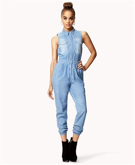Jumpsuit Denim 4 couldnt fit all the links in part 1 this is rip the denim part 2 lol who wore it best i guess