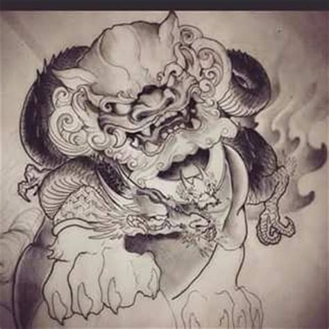 tattoo unicorn japanese 92 best images about fudong on pinterest san diego foo