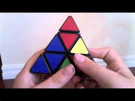 tutorial rubik piramid face turning octahedron tutorial doovi