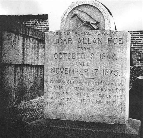 edgar allan poe death biography biography of edgar allan poe wikipoe