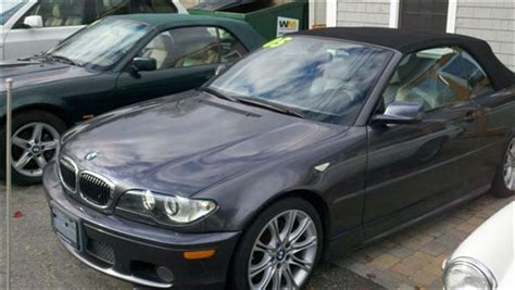 how cars work for dummies 2005 bmw 330 navigation system 2005 used bmw 3 series 330ci convertible at squam lakes automotive nh iid 8095526
