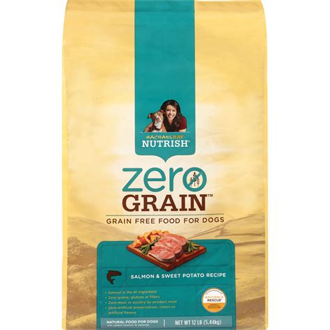 nutrish food rachael nutrish zero grain food salmon sweet potato recipe 12