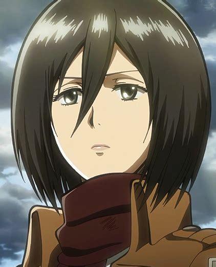 Mikasa Ackerman Shingeki No Kyojin