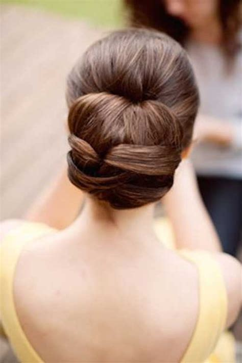 Wedding Hairstyles For Hair How To Do by 25 Bun Wedding Hairstyles Hairstyles Haircuts
