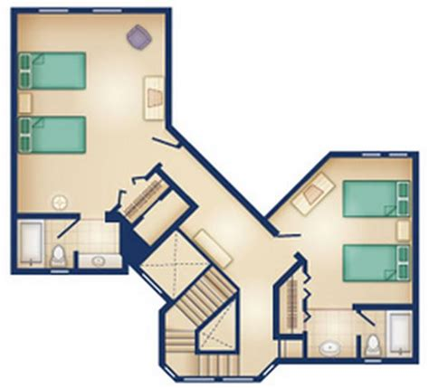 key west 2 bedroom villa key west 2 bedroom villa floor plan 28 images disney s