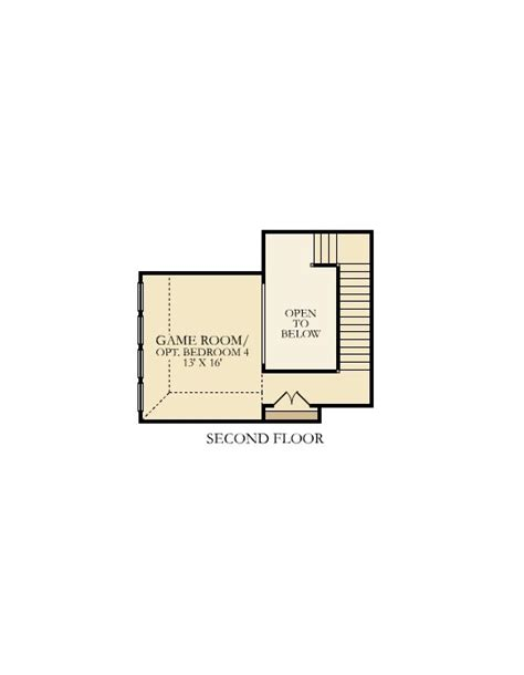 fairfield 4421 new home plan in wyndale by lennar