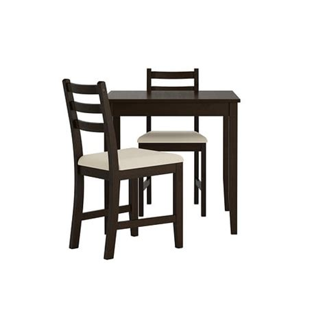 small dining table with 2 chairs lerhamn table and 2 chairs ikea