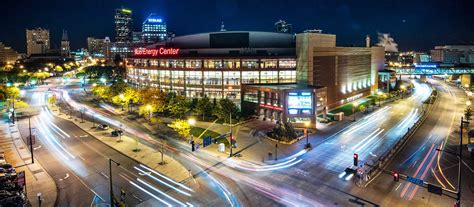 parking xcel energy center