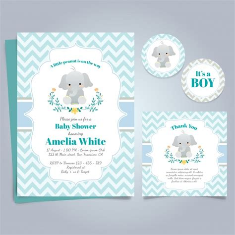 Yellow And Green Baby Shower - newborn vectors photos and psd files free download
